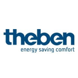 Découvrez la marque Theben et ses produits chez CONNECTILED