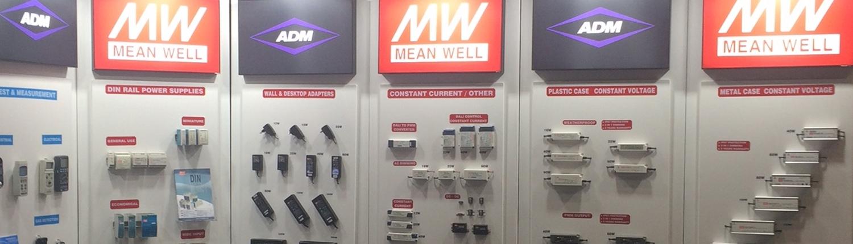 Découvrez la marque Meanwell et ses produits chez CONNECTILED