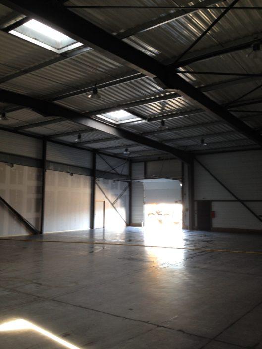 Toutes nos réalisations d'éclairages industriels sont a retrouver sur notre site internet : www.connectiled.com