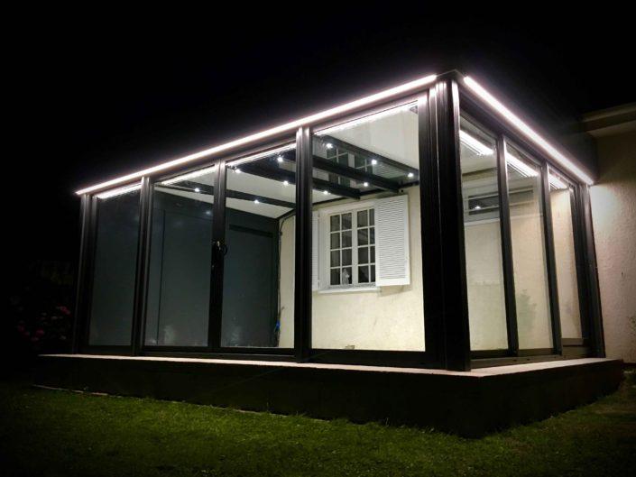 Toutes nos réalisations d'éclairages extérieurs et urbains sont a retrouver sur notre site internet : www.connectiled.com
