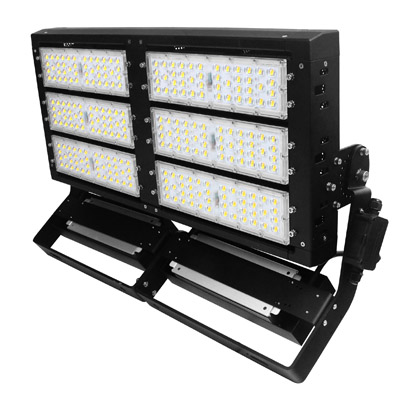 Projecteur asymétrique FLOOD LIGHT 600 Watt Connectiled en vente chez CONNECTILED