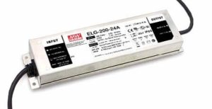 Alimentation ELG200-24V IP67 en vente chez CONNECTILED