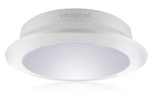 Plafonnier HALO 15 Watt Integral LED en vente chez CONNECTILED