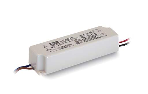 Alimentation LPV20-24V IP67 en vente chez CONNECTILED