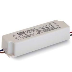 Alimentation LPV20-12V IP67 en vente chez CONNECTILED