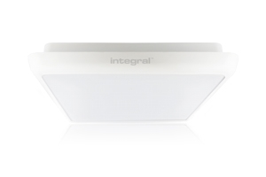Plafonnier SLIMLINE carré 12 Watt Integral LED en vente chez CONNECTILED