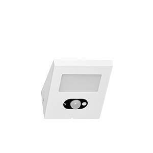 Applique solaire LED IRIS avec détecteur en vente chez CONNECTILED