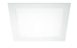 Downlight FLAT square 18 Watt Elecman en vente chez CONNECTILED