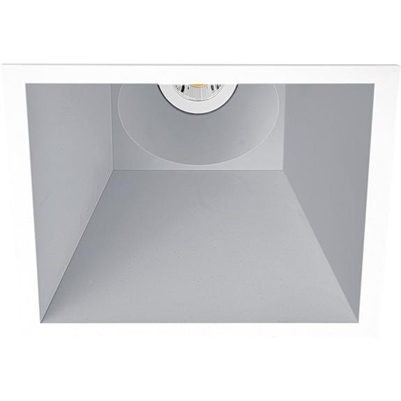 Spot SWAP Carré 7 Watt Arkos Light en vente chez CONNECTILED