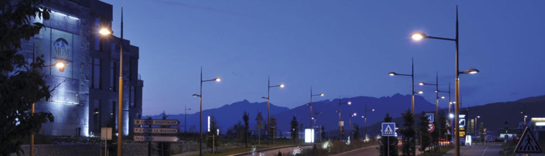 Découvrez tous produit LED pour l'éclairage urbain sur notre site internet www.connectiled.com