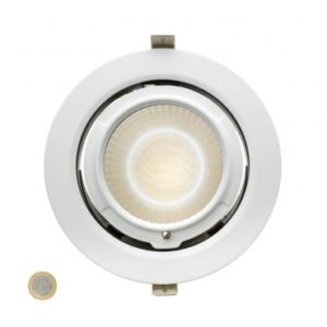 Escargot rond LIFUD 38 Watt CONNECTILED en vente chez CONNECTILED