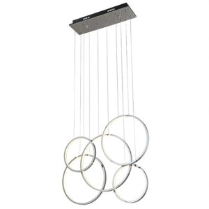 Suspension IRIS 74 Watt Elements Lighting en vente chez CONNECTILED