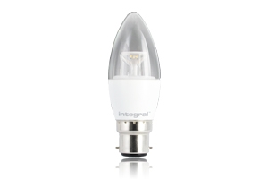 B22 FLAMME 6 Watt Integral LED en vente chez CONNECTILED