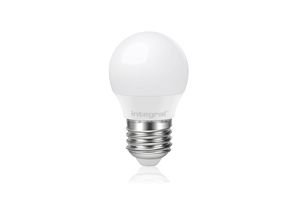 E27 MINI-GLOBE 3 Watt INTEGRAL LED en vente chez CONNECTILED