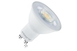 GU10 CLASSIQUE 5 Watt Integral LED en vente chez CONNECTILED