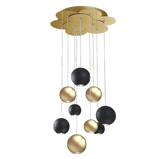 Suspension PERLE XL 33 Watt Elements Lighting en vente chez CONNECTILED