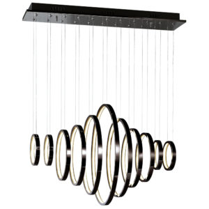 Suspension ASTERIA 80 Watt Elements Lighting en vente chez CONNECTILED