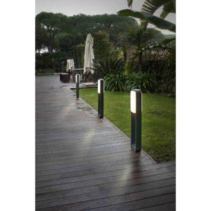 Borne LED Lampe balise 10 W 72 cm