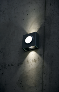 Applique LED KLINT 2x2Watt IP 65